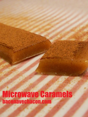 Apple Cider Caramels | baconavecbacon.com
