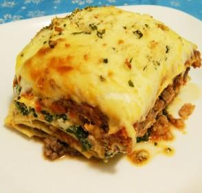 Homestyle Lasagna | baconavecbacon.com