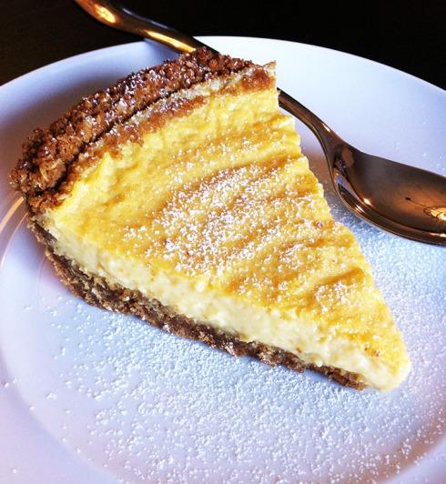 Easy Crack Pie | baconavecbacon.com